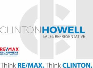 ClintonREMAX-LogoBlue