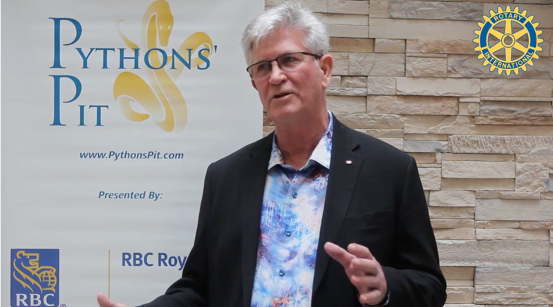 Meet the Pythons – Ken Eaton