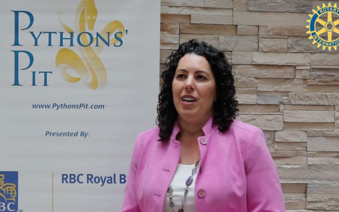 Meet the Pythons – Rosanne Longo